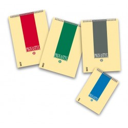 Bloc Notes Spira A6 60 File Style Pigna