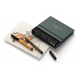 Pitt Artist Pen Cutie Studio 12 Buc Faber-Castell