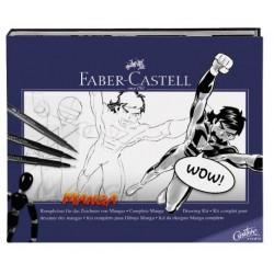 Pitt Artist Pen Manga Set Incepatori Faber-Castell
