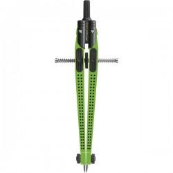 Compas Quick-Set Grip Lime Faber-Castell
