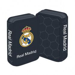 Penar Neechipat 2 Fermoare Real Madrid Negru Pigna