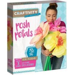 Set Craftivity Petale Pentru Flori Faber-Castell