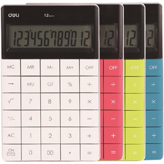 Calculator Birou 12Dig Modern Deli